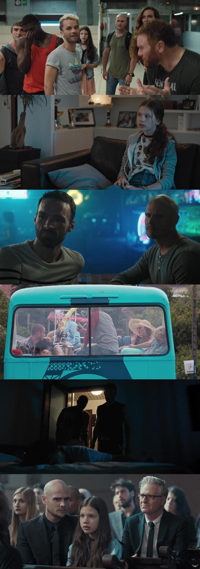 The Shiny Shrimps (2019) 720p BluRay [YTS]