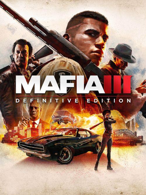 Mafia III: Definitive Edition (2020)  MULTi13-PL.CODEX.DVD9.ISO  / Polska Wersja Językowa