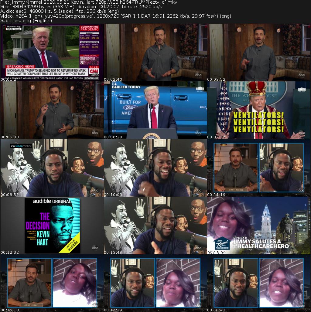 Jimmy Kimmel Live Movie