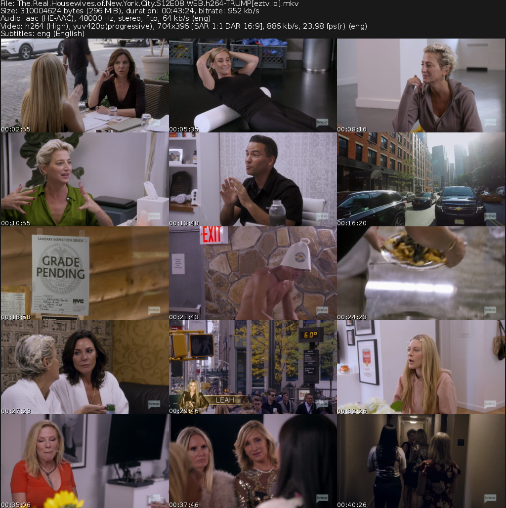 The Real Housewives of New York City Movie
