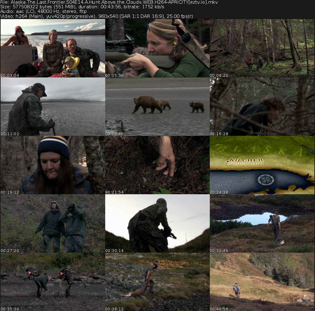 Alaska: The Last Frontier Movie