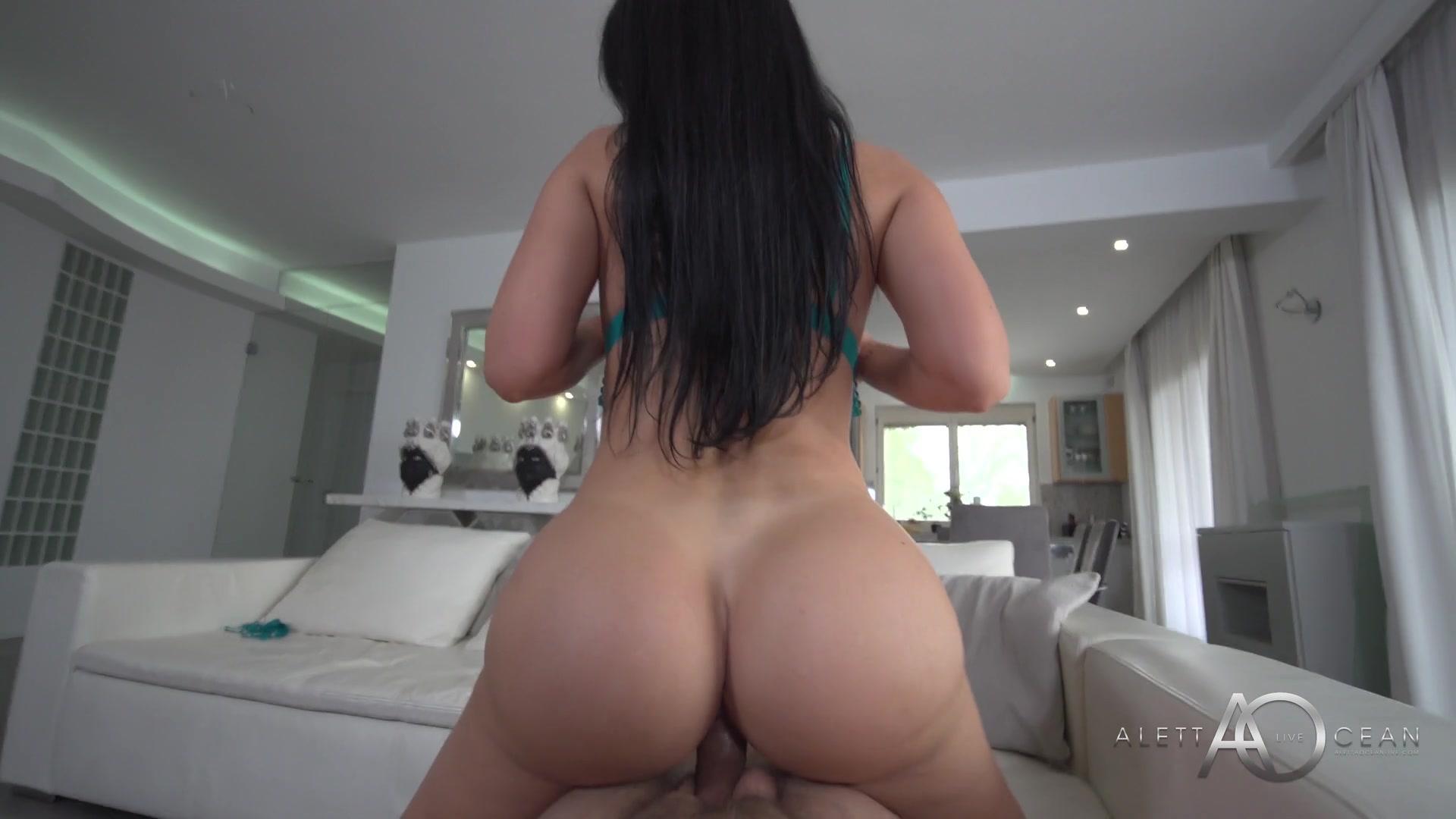 Aletta Ocean – Anal Homevideo