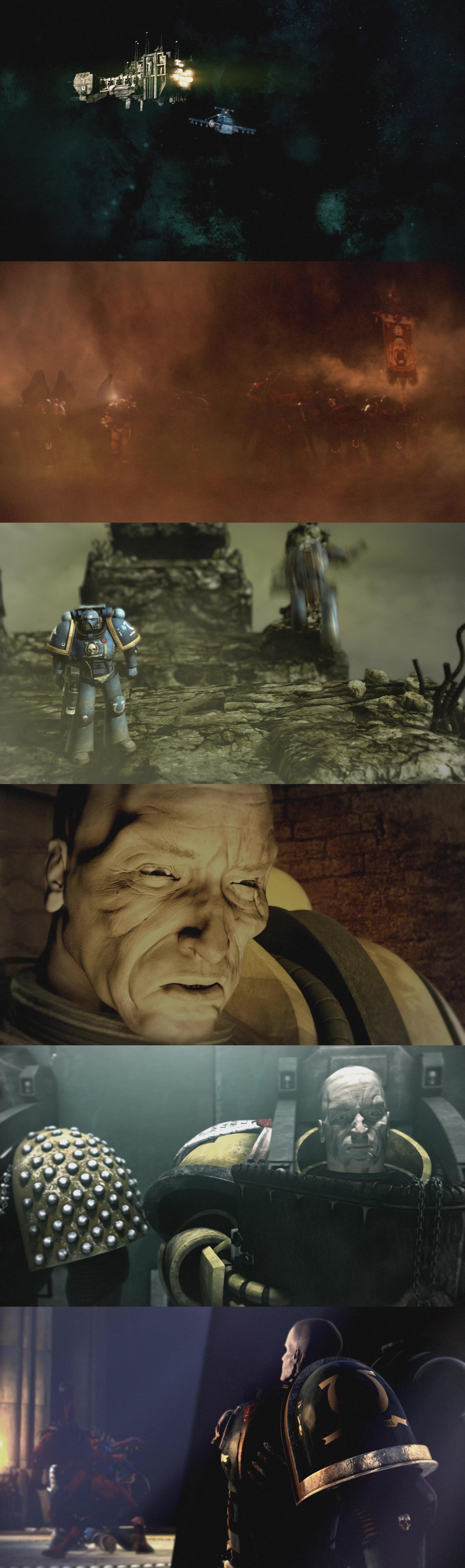 Ultramarines A Warhammer 40000 Movie 2010 1080p BluRay x264 DTS-NOGRP