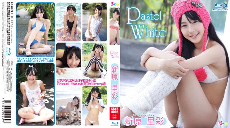 [SBKB-0005] Risa Niihara 新原里彩 – Pastel White Blu-ray