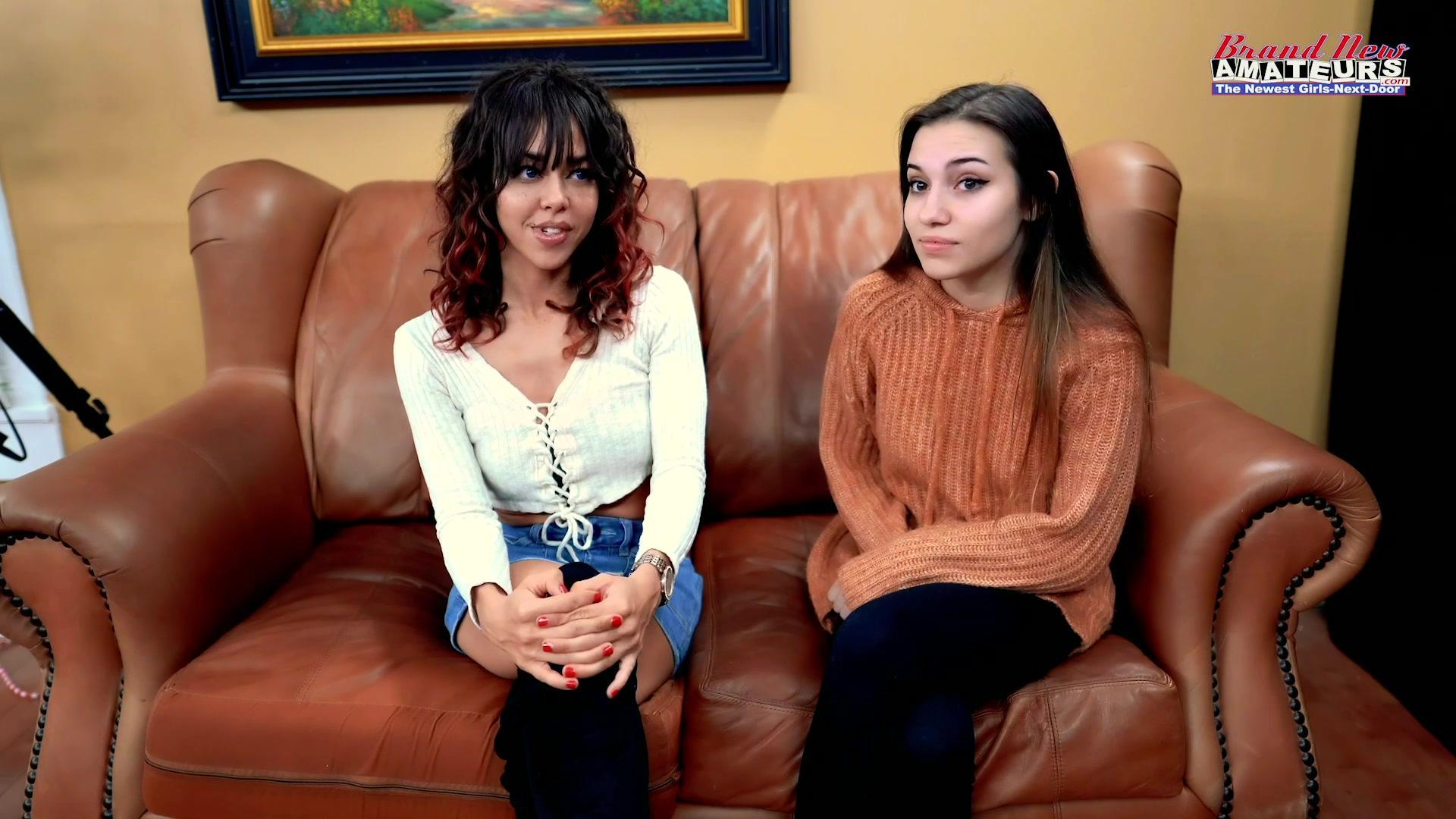 Brand New Amateurs – Stevie Brings Kataljna Kittin
