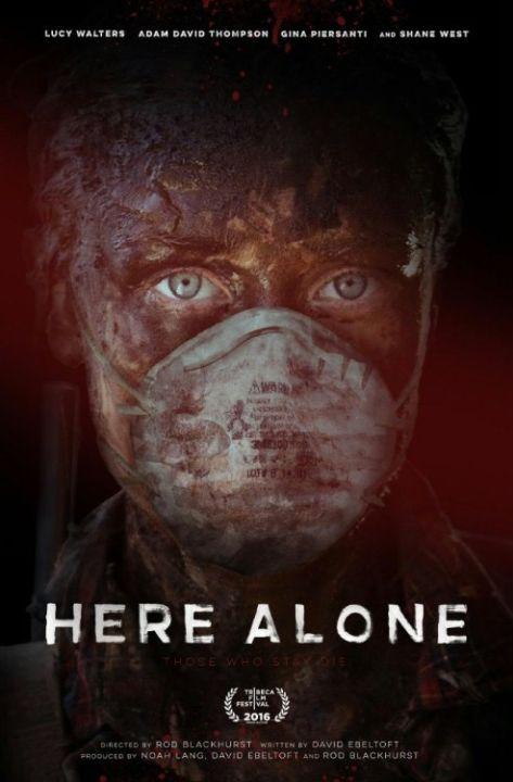 Samotni / Here Alone (2016)  PL.720p.WEB-DL.DD2.0.XviD-JUST4 / Polski Lektor